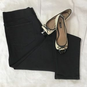 EUC NYDJ Poppy Legging - Black